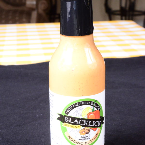 Nocino Blonde Sauce
