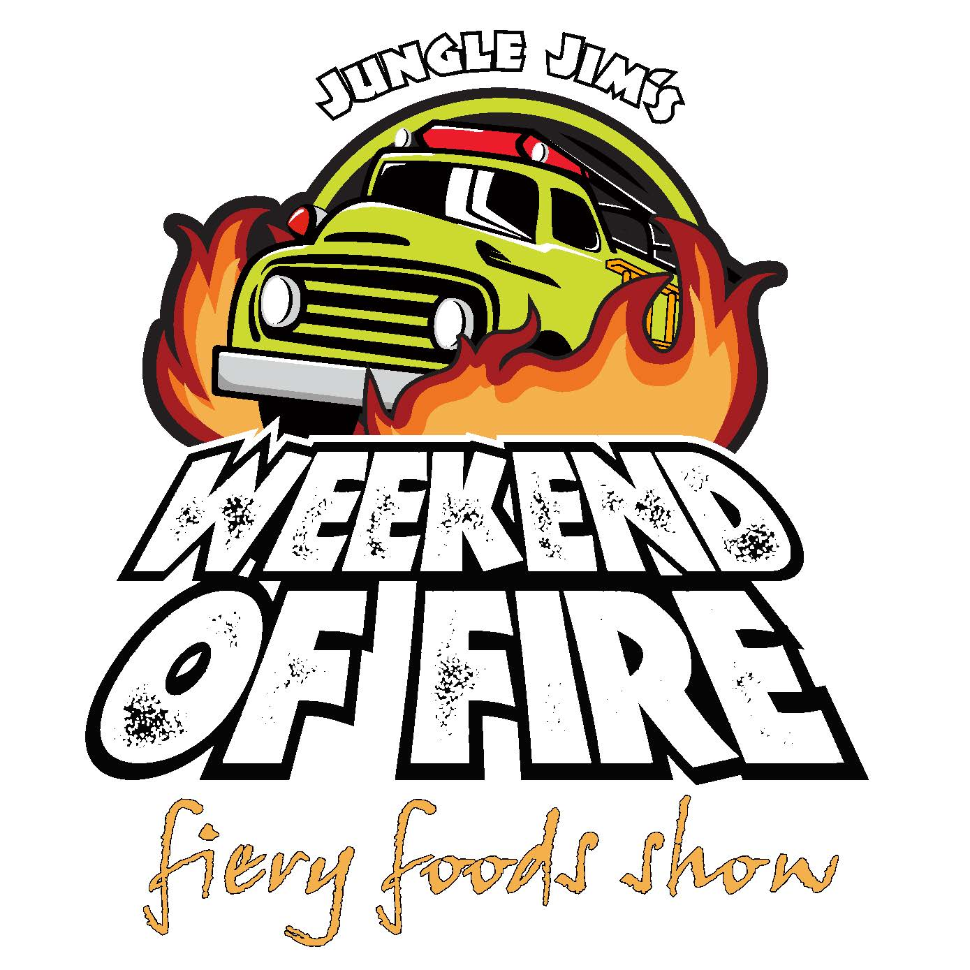jungle jim's weekend of fire